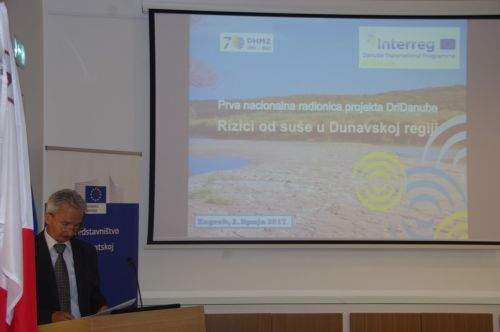 DriDanube - Drought Risks in the...