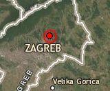 Dva snažna potresa u Zagrebu
