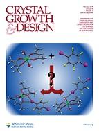 Rad znanstvenikâ Kemijskog odsjeka na naslovnici časopisa Crystal Growth & Design